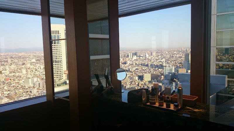 DSC 1613 - REVIEW - Park Hyatt Tokyo : Park Suite (NYE Stay)