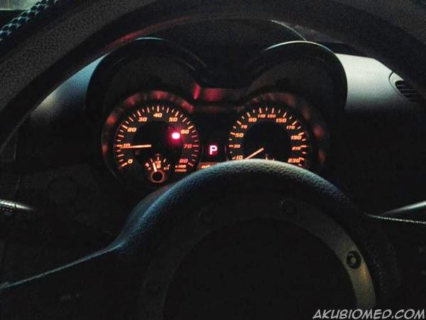 dashboard kereta gen2