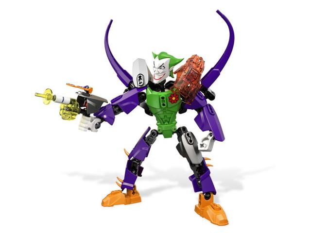 レゴ スーパーヒーローズ ジョーカー 4527