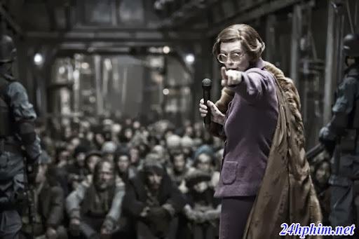 24hphim.net xemphimso Tilda Swinton in Snowpiercer 2013 Movie Image 630x419 Chuyến Tàu Băng Giá