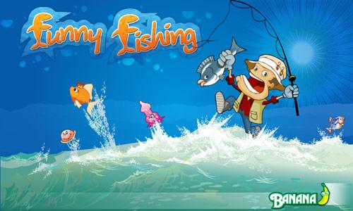 Thỏa mãn sở thích câu cá với Funny Fishing 2