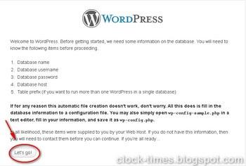 Wordpress Langkah 4