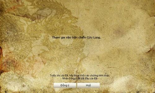 Cửu Long Tranh Bá thử nghiệm closed beta vào tháng 7 2