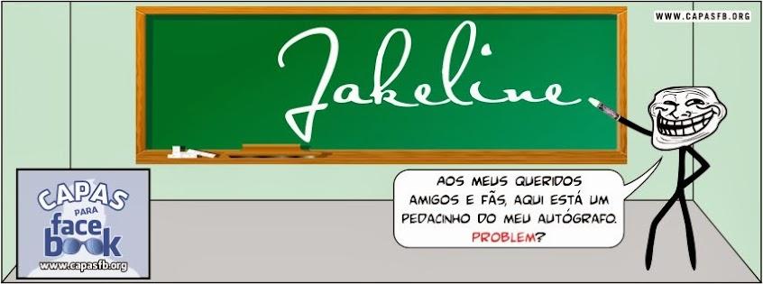 Capas para Facebook Jakeline