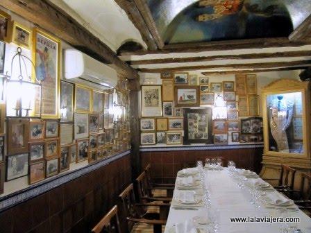 Restaurante El Callejón de los Gatos, en la ciudad de Albacete