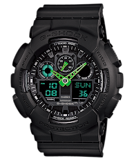 Casio G Shock : GA-100DE