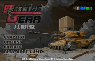 Battle Gear All Defense