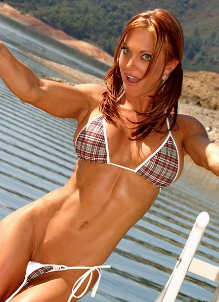 Chelsea riera bikini