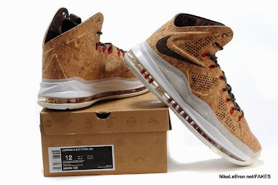 lbj10ext fake colorway cork 1 05 Fake LeBron X