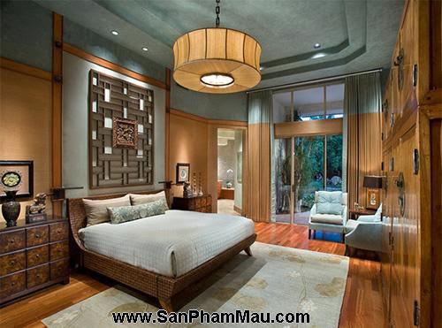 Phòng ngủ kiểu châu Á-6