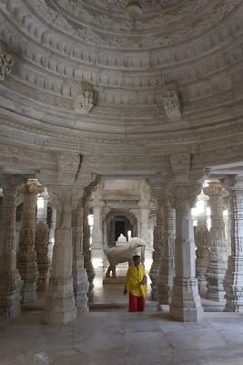 Templo de Ranakpur, India