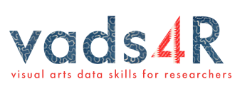 VADS4R: visual arts data skills for researchers