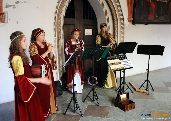 Zespól muzyki dawnej Flauto Dolce z Drezdenka