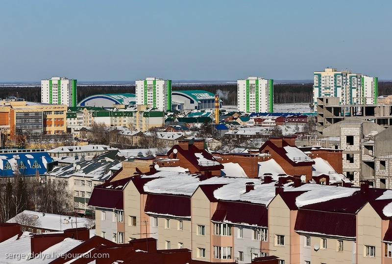 Khanty Mansiysk A Capital Dos Emirados Russos Onde O Petr Leo D