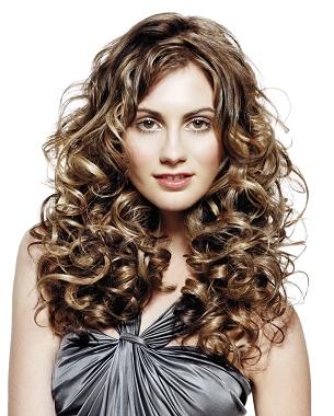Ideas bonitas para peinados con rulos Imagen de estilo de color de pelo - Peinados Para Pelo Con Rulos Naturales