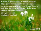 Josué 24.15