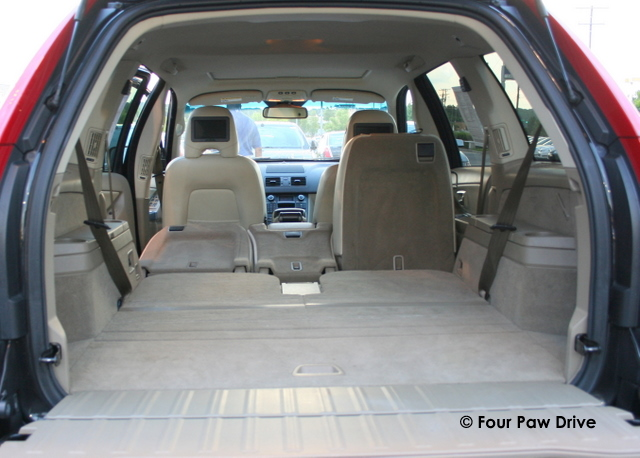 2008 volvo xc90 3 2 four paw drive. Black Bedroom Furniture Sets. Home Design Ideas