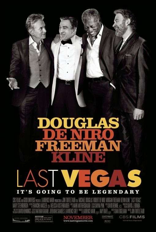 Poster Of English Movie Last Vegas (2013) Free Download Full New Hollywood Movie Watch Online At Alldownloads4u.Com