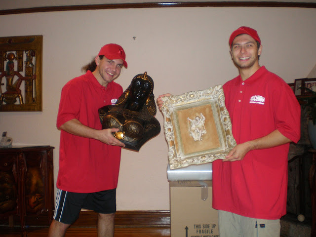 Antique and fine art Movers