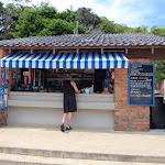 Kiosk at Camp Cove (255296)