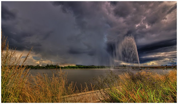 storm fountain