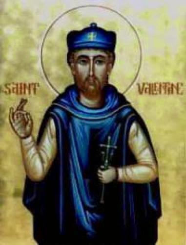 The Strange History Of Saint Valentine Updated
