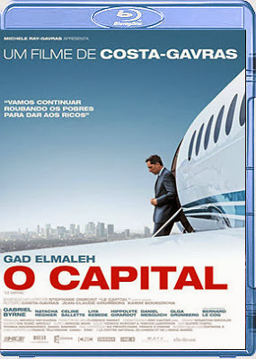 Filme Poster O Capital BDRip XviD Dual Audio & RMVB Dublado