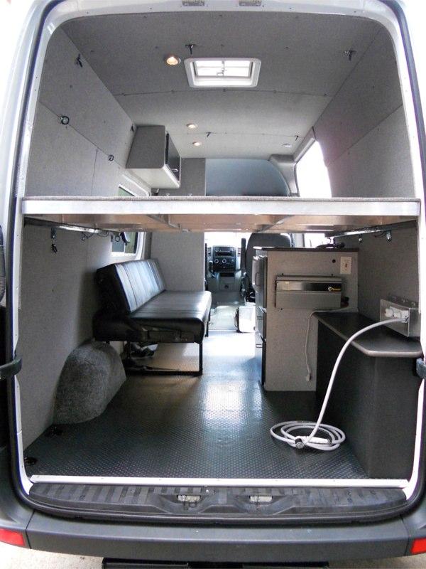 FS Outside Van interior items  SprinterForum -> Ecksofa Vito
