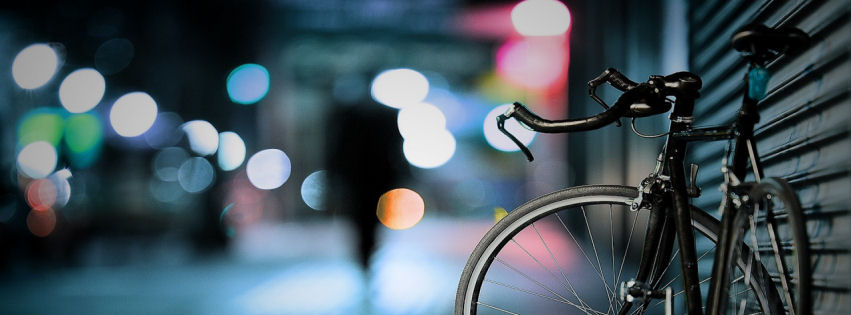 Bicycle facebook cover