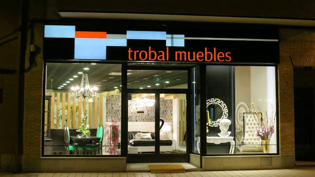 Website review for - Trobal muebles ...