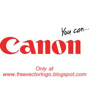 Canon logo vector