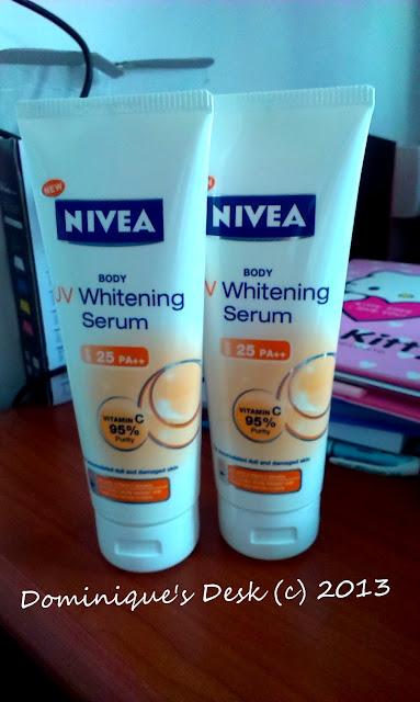 Nivea Whitening Serum