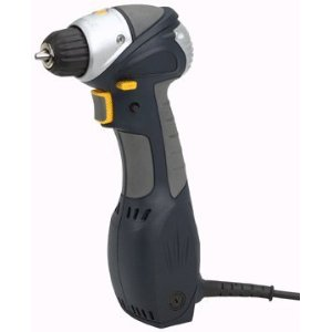 Chicago Electric Power Tools 3 8 Close Quarters Drill