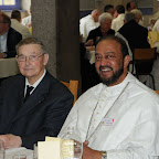 Seligsprechung Petrus-Adrian Toulorge OPraem - Laudes - Empfang - 29. April 2012