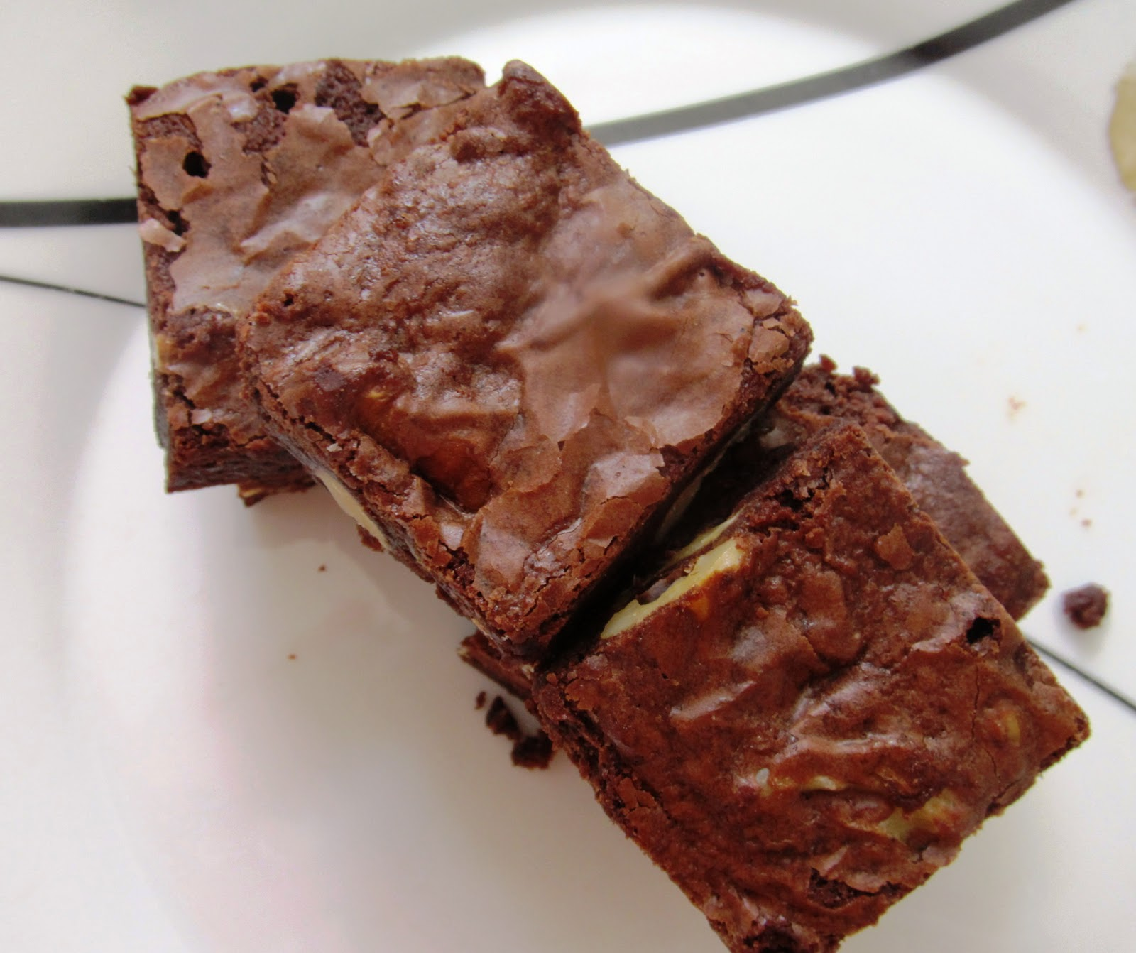 Food and Thrift: Cocoa Brownies with Browned Butter and ...
