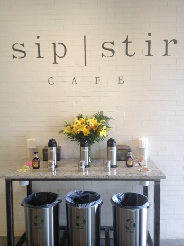 sip stir cafe review