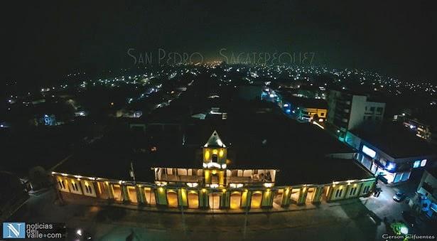 San Pedro Sacatepéquez milenario