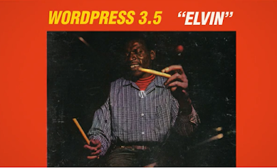 """elvin wordpress 3.5"""