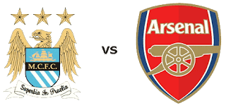 Manchester City vs Arsenal