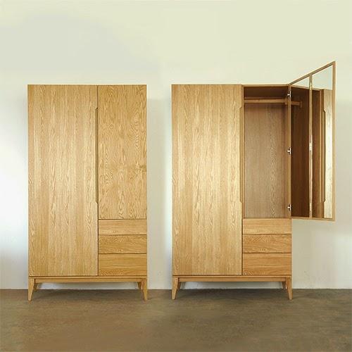 Lemari Minimalis Furniture Minimalis Jati Belanda