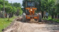 El Gobierno Municipal informa a través de las áreas de Servicios Públicos y de Coordinación de Delegaciones las tareas de mantenimiento de calles y caminos en barrios y localidades