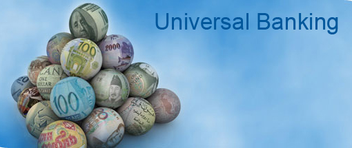 universal banking meaning advantages disadvantages