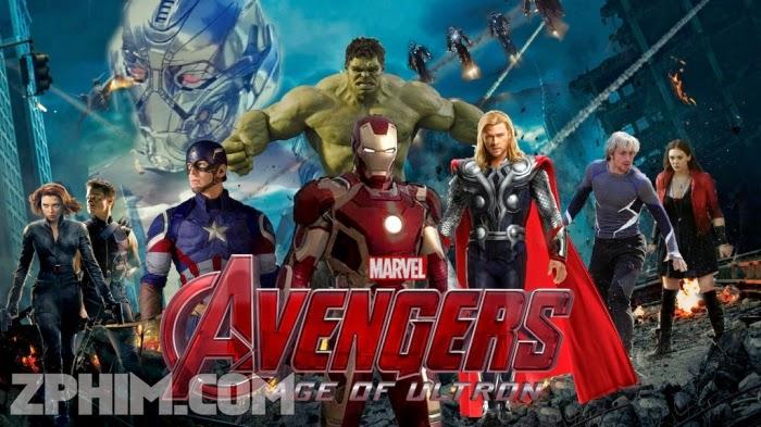 Ảnh trong phim Biệt Đội Siêu Anh Hùng 2: Đế Chế Ultron - Avengers: Age of Ultron 1
