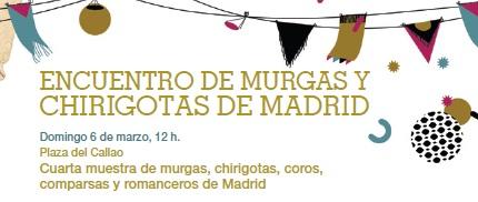 Murgas y Chirigotas en el Carnaval de Madrid