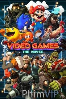 Biên Niên Trò Chơi - Video Games: The Movie poster