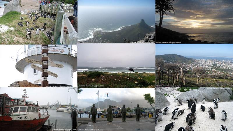 Что посмотреть в Кейптауне, ЮАР