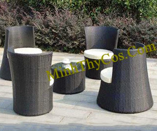 Rattan Sofa Set-MT128