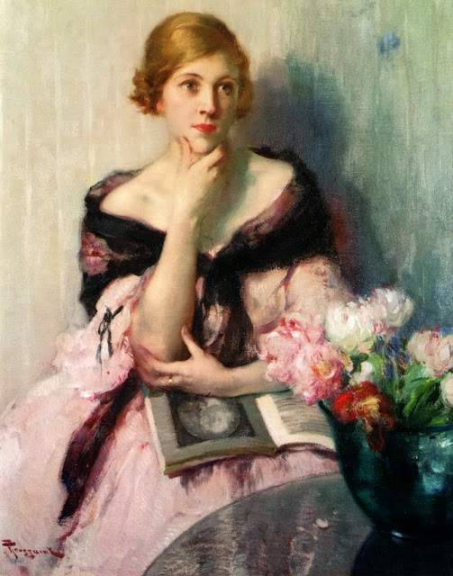 Fernand Toussaint - Deep in Thought