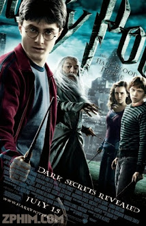 Harry Potter Và Hoàng Tử Lai - Harry Potter and the Half-Blood Prince (2009) Poster