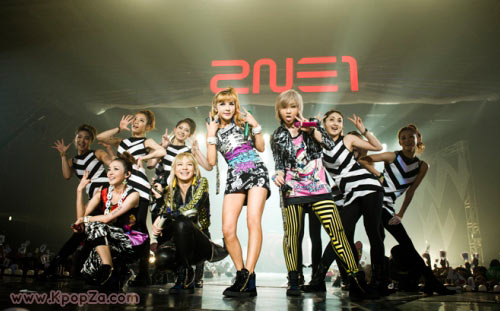 มาแน่ คอนเสิร์ตใหญ่ 2NE1 ในไทย